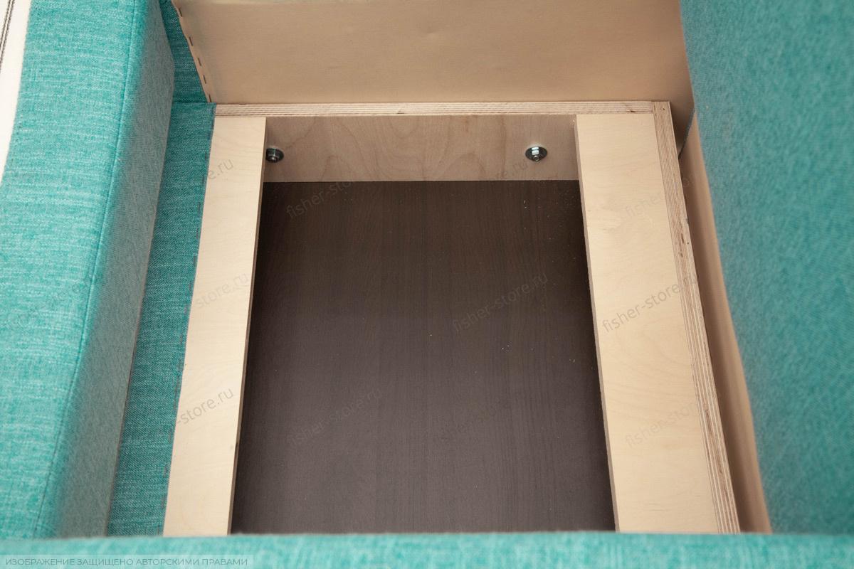 Кресло Гольф (60) Orion Blue Ящик для белья