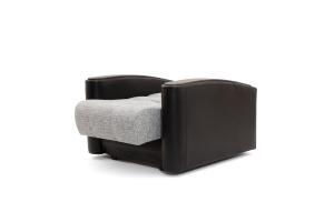 Кресло Вито-3 Big Grey + Sontex Black Спальное место