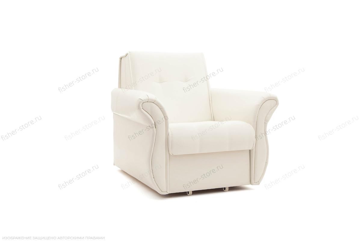 Кресло кровать Аккорд-5 (60) Sontex Milk Вид по диагонали