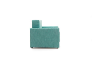 Кресло кровать Гольф (60) Orion Blue Вид сбоку