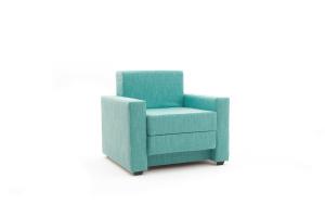 Кресло кровать Гольф (60) Orion Blue Вид по диагонали