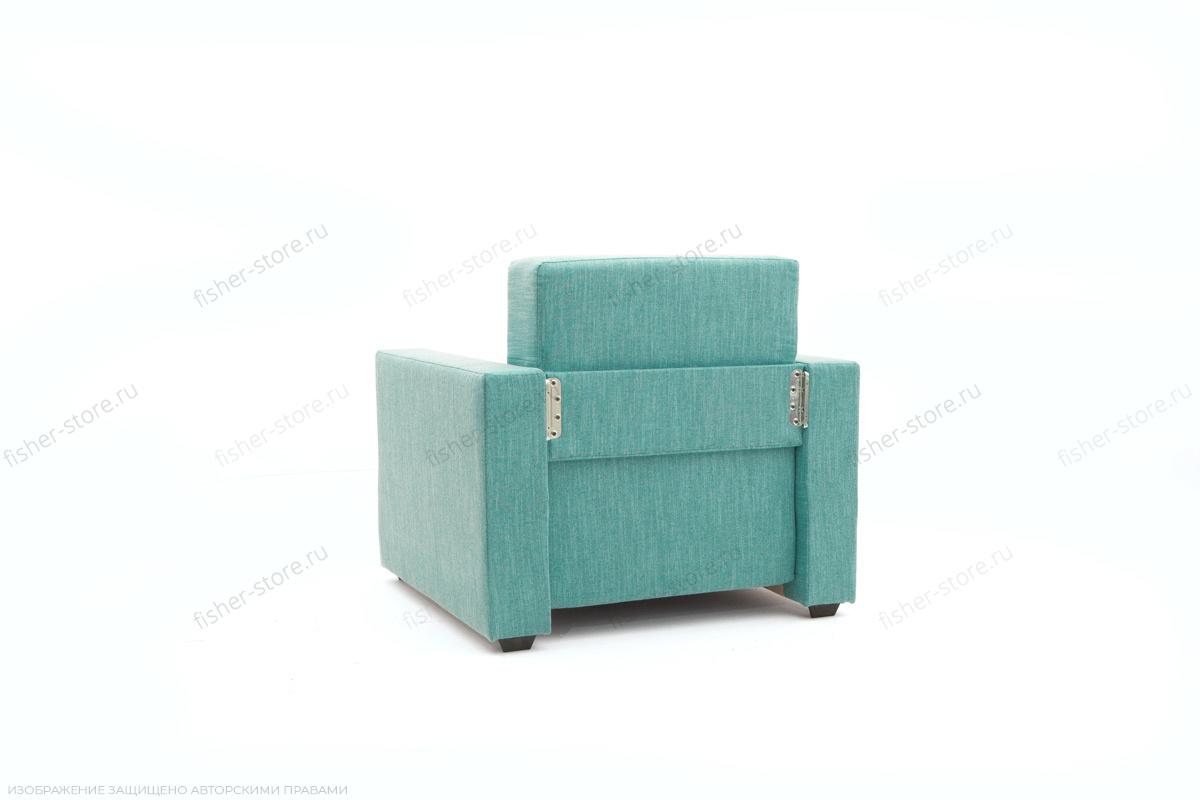 Кресло кровать Гольф (60) Orion Blue Вид сзади