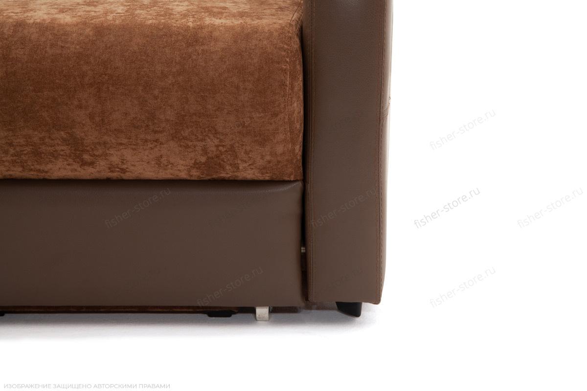 Кресло Вестерн Lite Brown + Astor Coffe Ножки