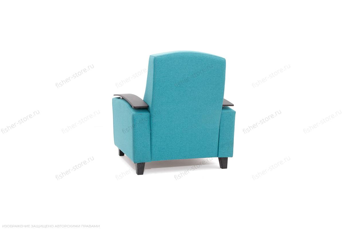 Кресло Рондо с опорой №2 Alma Blue Вид сзади