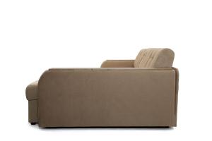 Угловой диван Берлин-3 Maserati Light Brown Вид сбоку