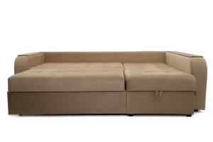Угловой диван Берлин-3 Maserati Light Brown Спальное место