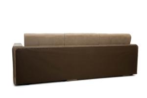 Угловой диван Берлин-3 Maserati Light Brown Вид сзади