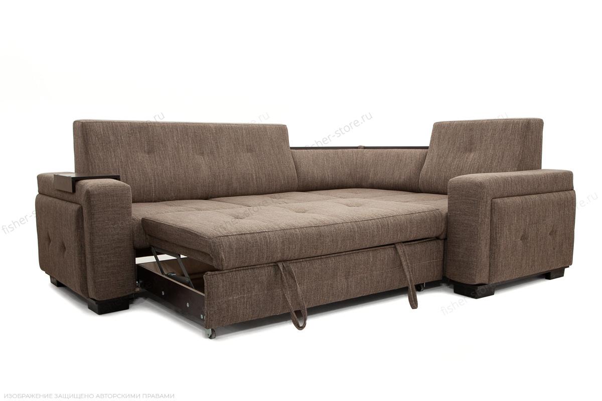 Угловой диван Меркурий-2 Orion Nut Спальное место