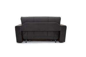 Прямой диван Виа-3 Amigo Grafit Вид сзади