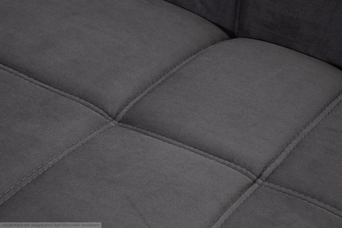 Прямой диван Виа-3 Amigo Grafit Текстура ткани