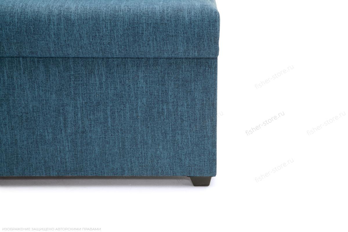 Прямой диван Лето (120) Orion Denim Ножки