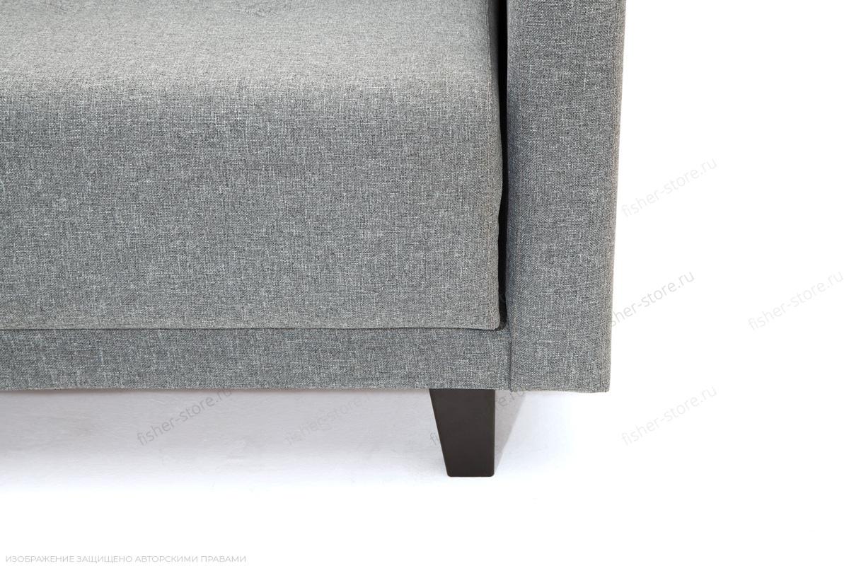 Прямой диван Марис с опорой №2 Baltic Grey Ножки