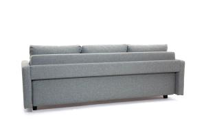 Прямой диван Марис с опорой №2 Baltic Grey Вид сзади
