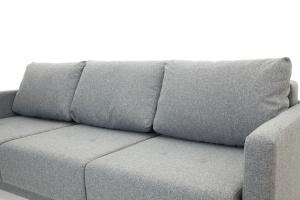 Прямой диван Марис с опорой №2 Baltic Grey Подушки