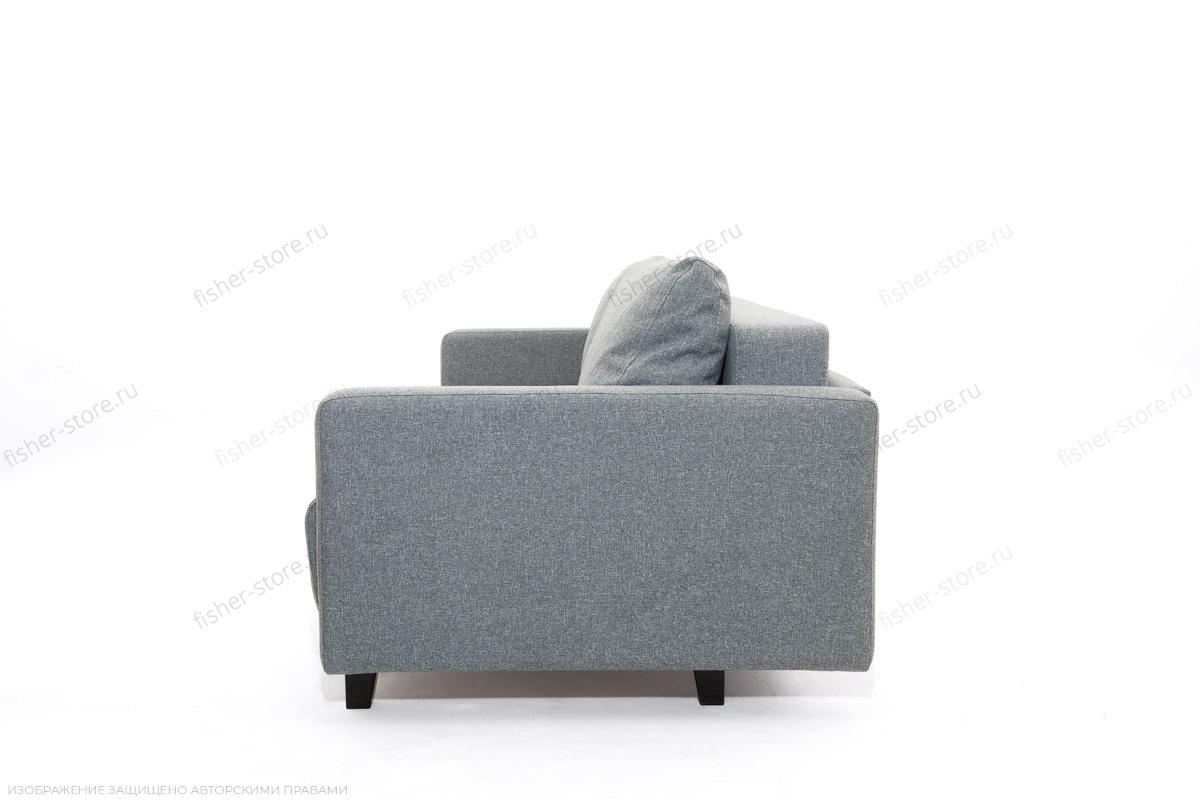 Прямой диван Марис с опорой №2 Baltic Grey Вид сбоку