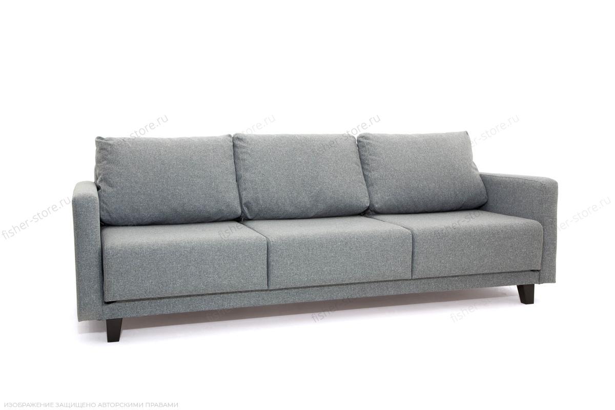 Прямой диван Марис с опорой №2 Baltic Grey Вид по диагонали