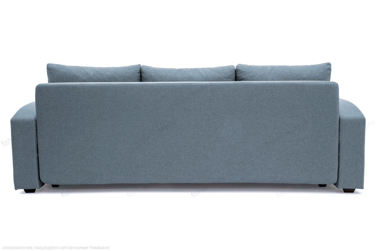 Прямой диван Селена Dream Blue Вид сзади