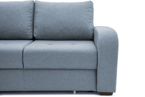 Прямой диван Селена Dream Blue Ножки