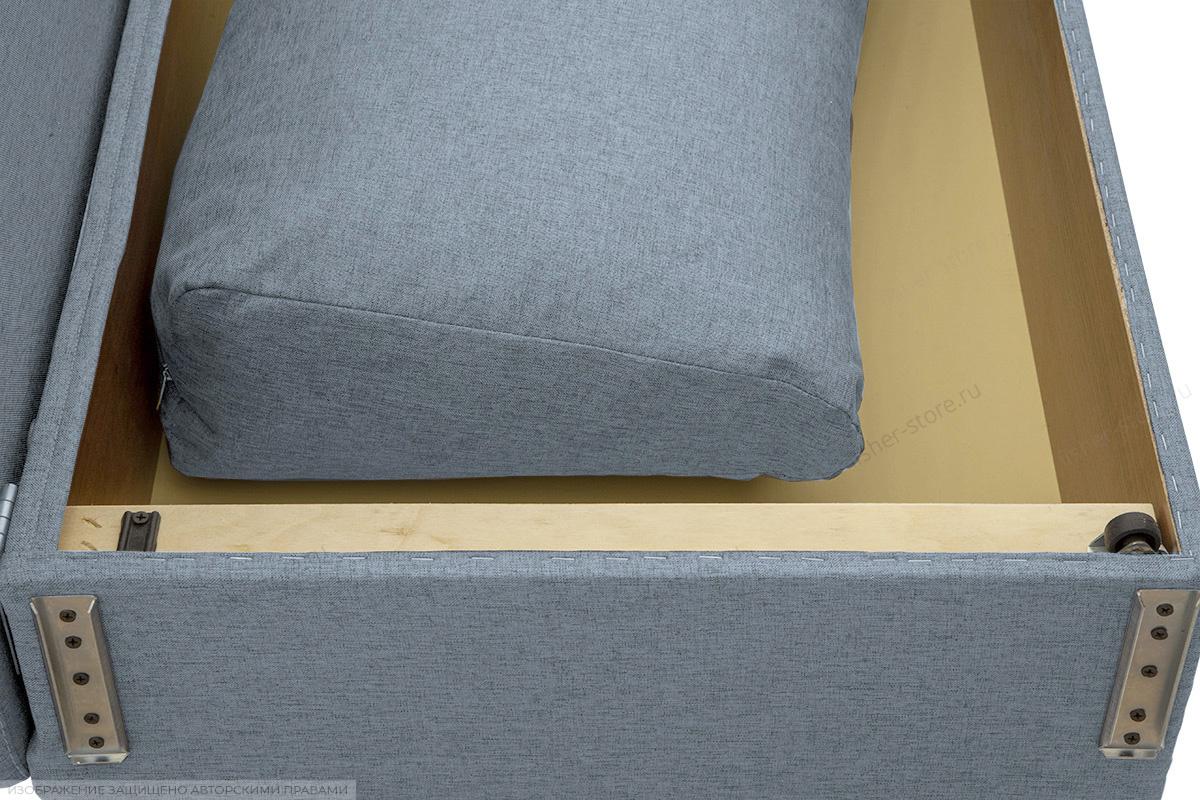Прямой диван Селена Dream Blue Механизм