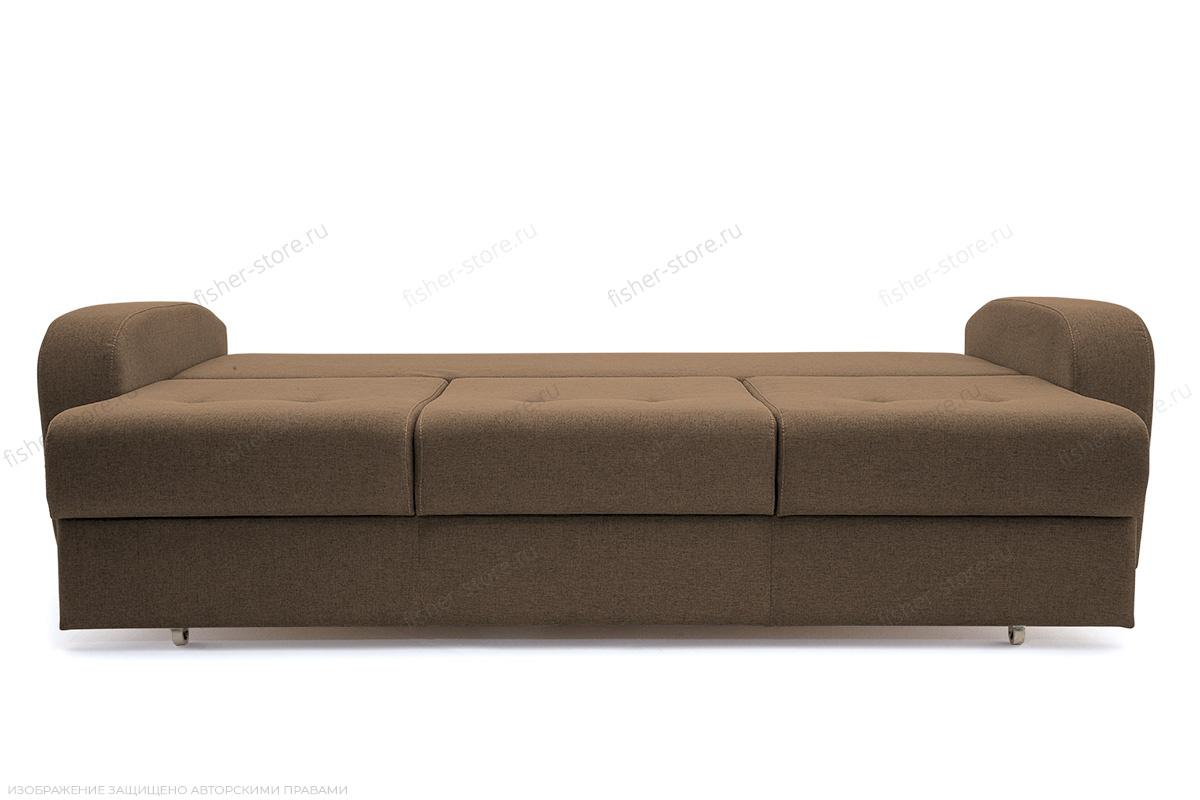 Прямой диван Селена Рогожка Dream Brown Спальное место