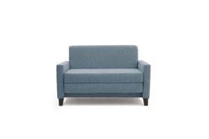 Прямой диван Этро с опорой №2 Dream Blue Вид спереди