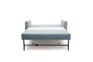 Прямой диван Этро с опорой №2 Dream Blue Спальное место