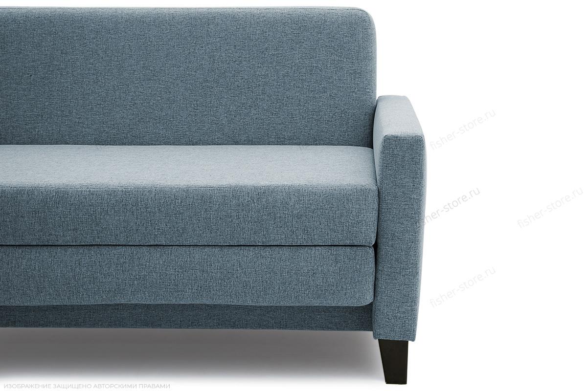 Прямой диван Этро с опорой №2 Dream Blue Ножки