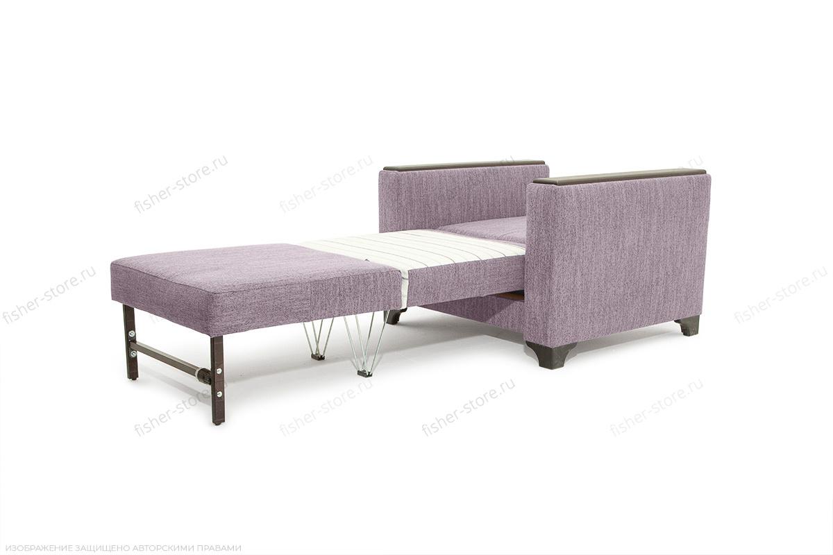 Кресло Этро-2 с опорой №1 Orion Lilac Спальное место