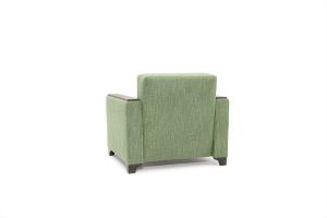 Кресло Этро-2 с опорой №1 Orion Green Вид сзади