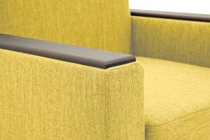 Кресло кровать Этро-2 с опорой №1 Orion Mustard Текстура ткани