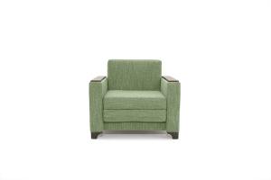 Кресло Этро-2 с опорой №1 Orion Green Вид спереди