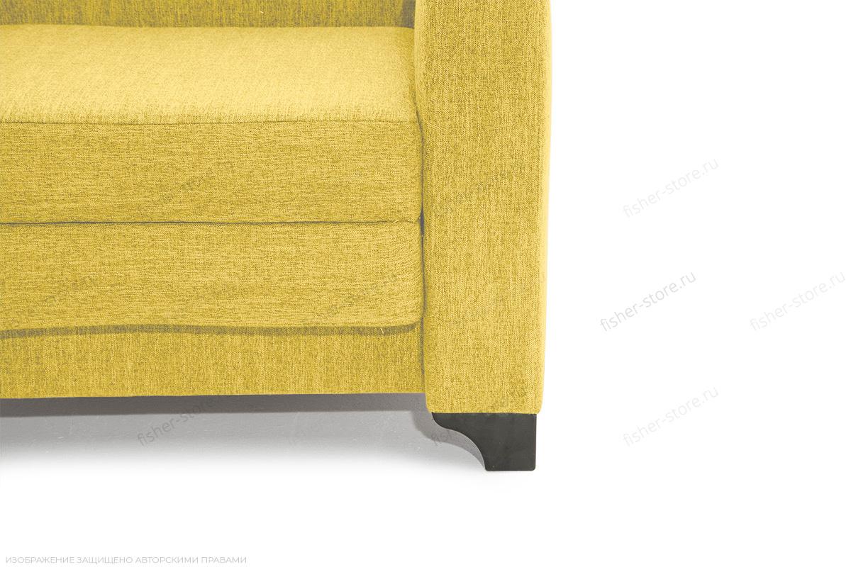 Кресло кровать Этро-2 с опорой №1 Orion Mustard Ножки