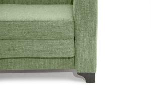 Кресло Этро-2 с опорой №1 Orion Green Ножки