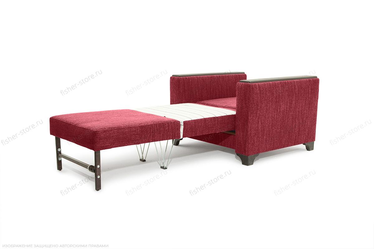 Кресло Этро-2 с опорой №1 Orion Red Спальное место