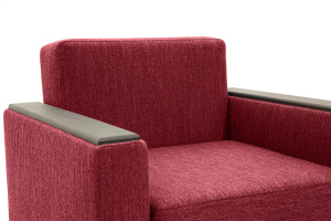 Кресло Этро-2 с опорой №1 Orion Red Подлокотник