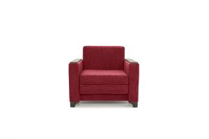 Кресло Этро-2 с опорой №1 Orion Red Вид спереди