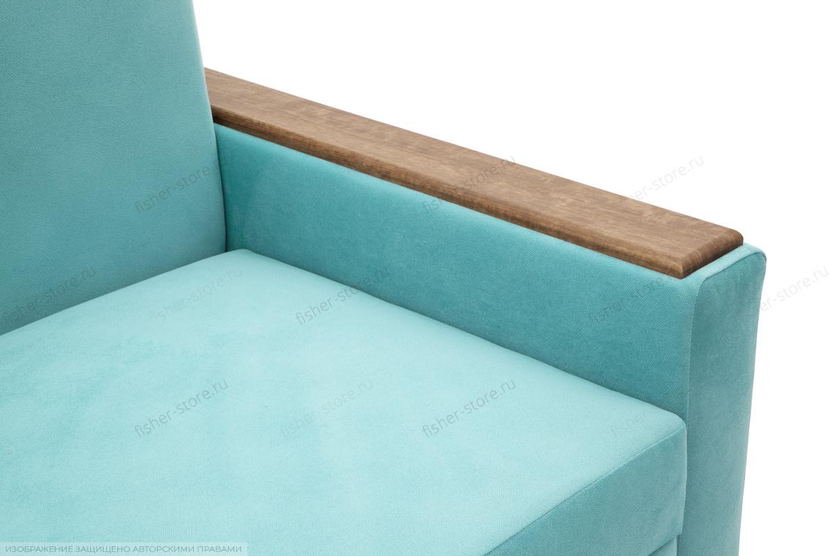 Прямой диван Этро-2 Maserati Light Blue Подлокотник