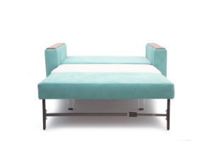 Прямой диван Этро-2 Maserati Light Blue Спальное место