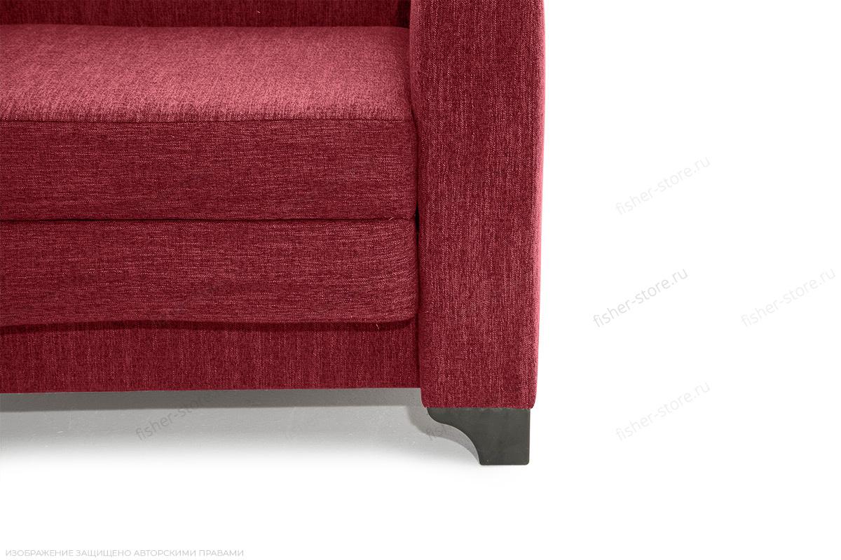 Кресло Этро-2 с опорой №1 Orion Red Ножки