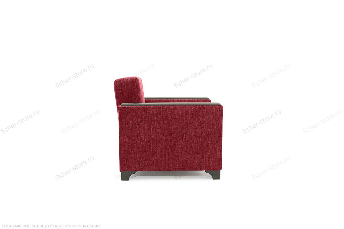 Кресло Этро-2 с опорой №1 Orion Red Вид сбоку