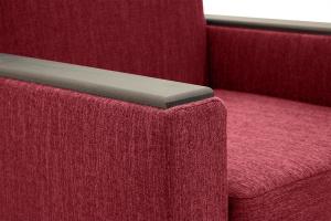 Кресло Этро-2 с опорой №1 Orion Red Текстура ткани