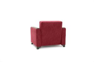 Кресло Этро-2 с опорой №1 Orion Red Вид сзади