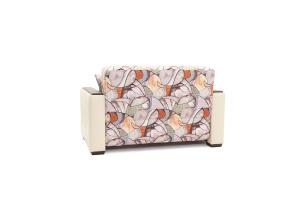 Прямой диван Этро люкс Fleur Mocca + Sontex Beight Вид сзади