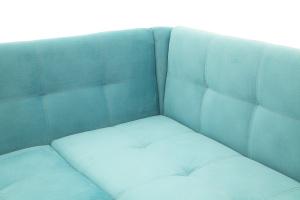 Угловой диван Домино Maserati Light blue + Sontex Beight Текстура ткани
