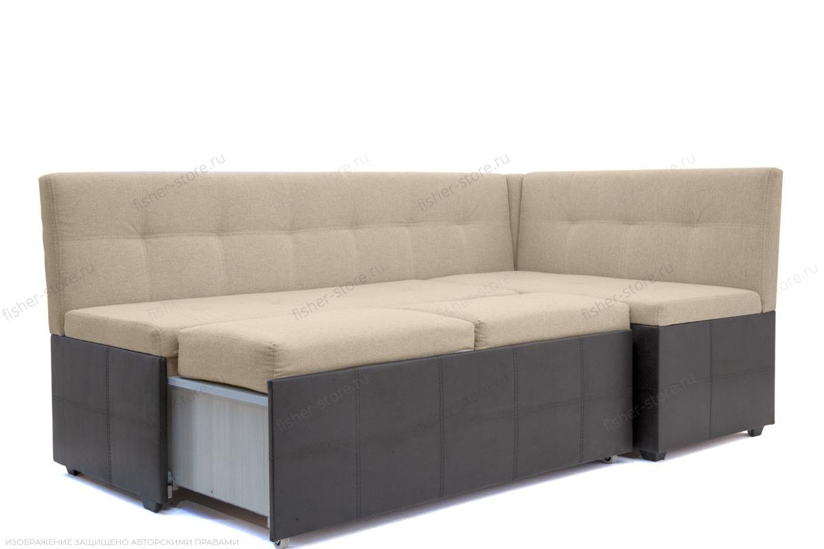 Двуспальный диван Домино Dream Beight + Sontex Umber Спальное место