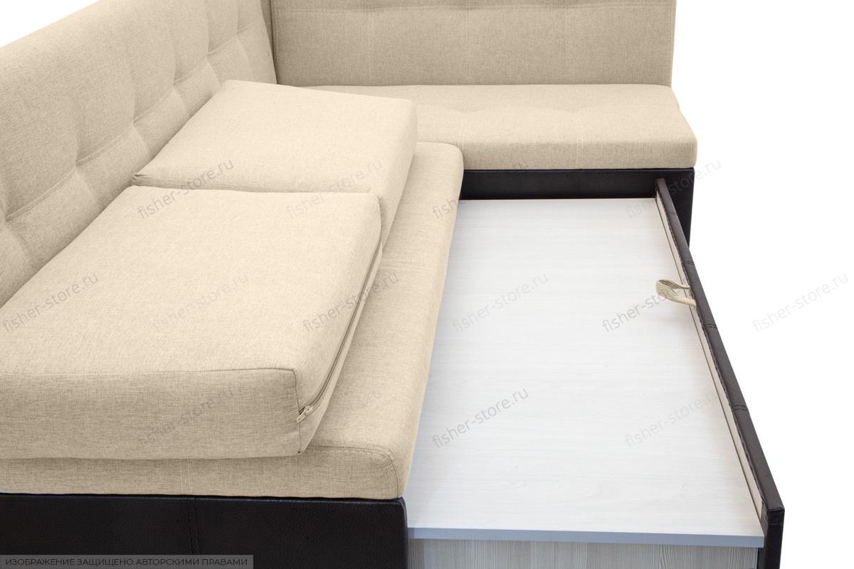 Двуспальный диван Домино Dream Beight + Sontex Umber Механизм