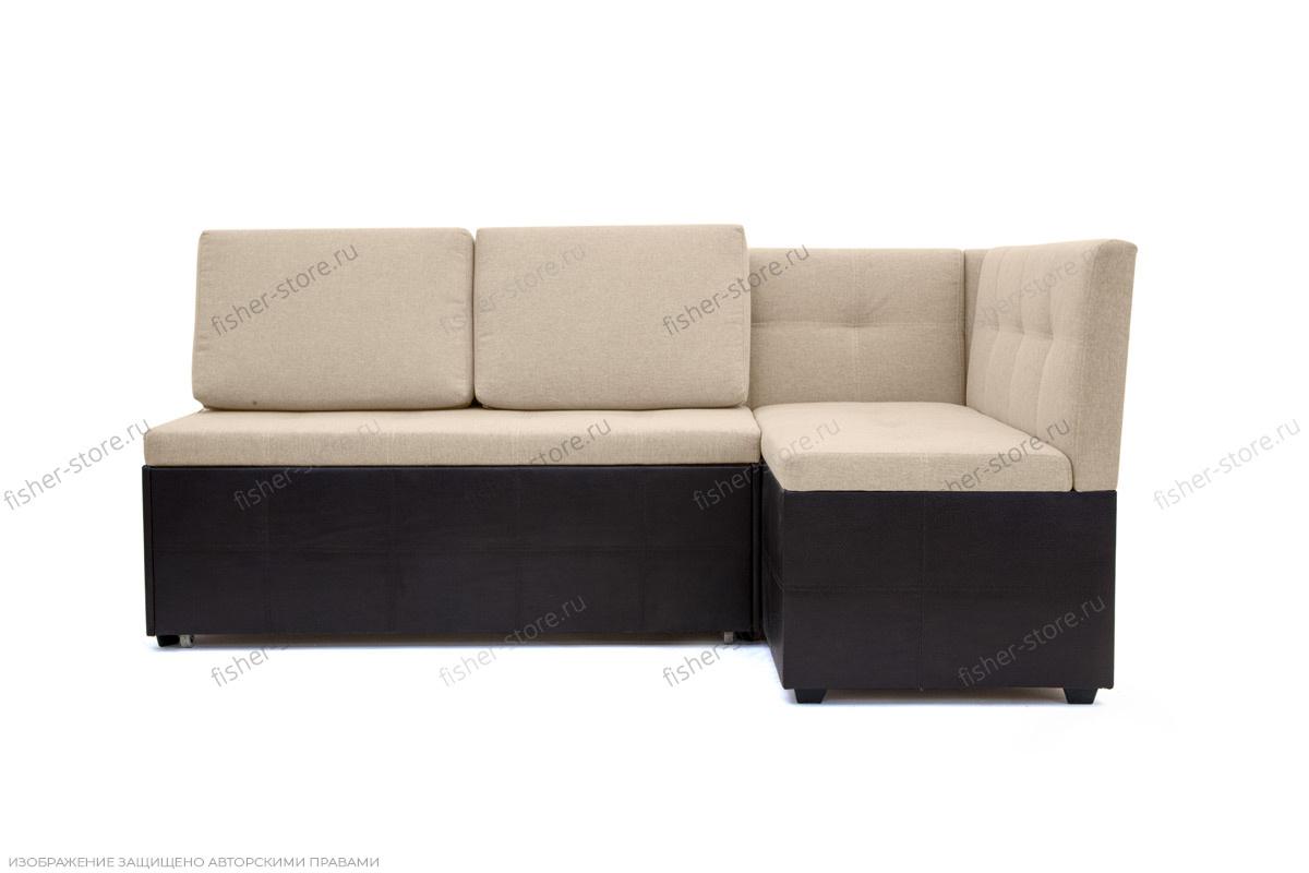 Двуспальный диван Домино Dream Beight + Sontex Umber Вид спереди