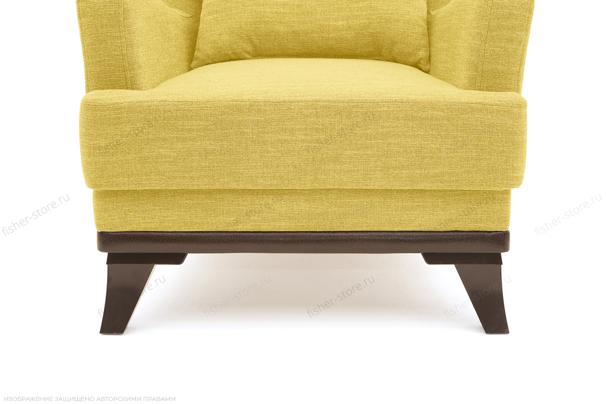 Кресло Адам люкс Orion Mustard Ножки