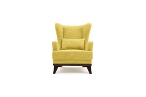 Кресло Адам люкс Orion Mustard Вид спереди