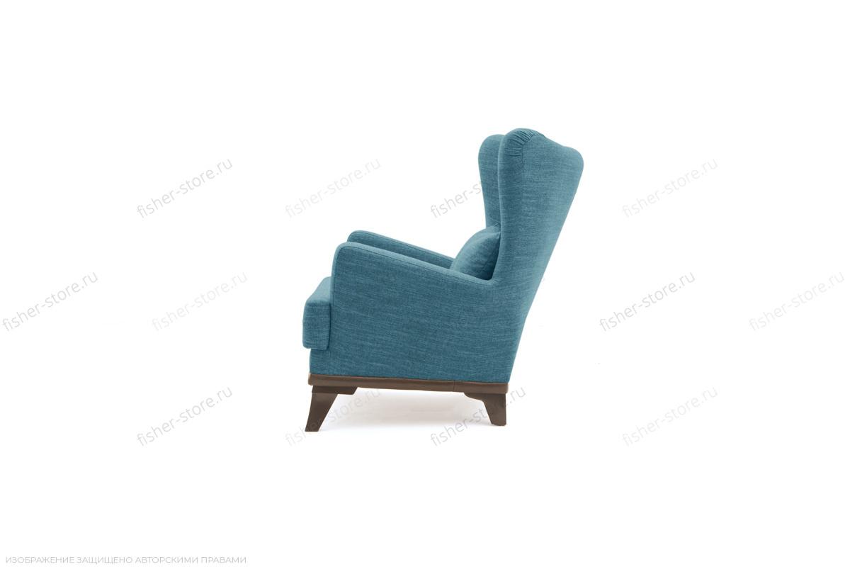 Кресло Адам люкс Orion Denim Вид сбоку